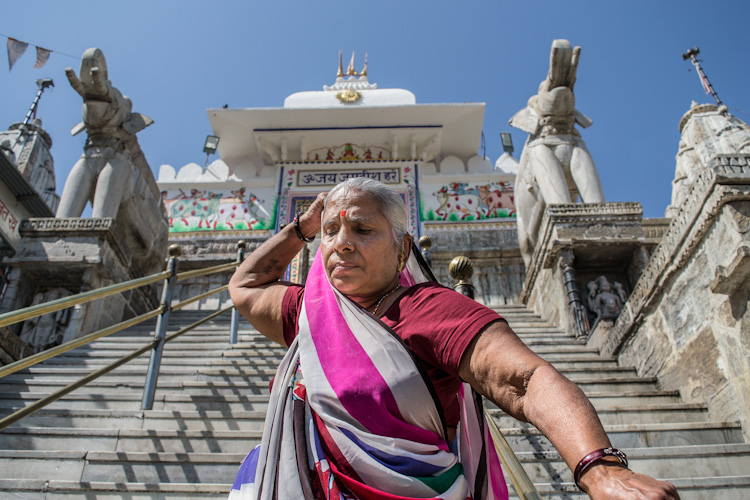 Jagdish Temple Udaipur Rajasthan - 5 Tips for Travel Photography