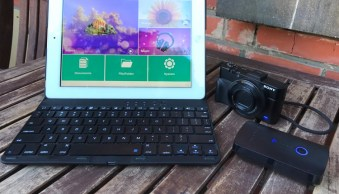 How to Backup and Manage Your Photos When Traveling Without a Computer