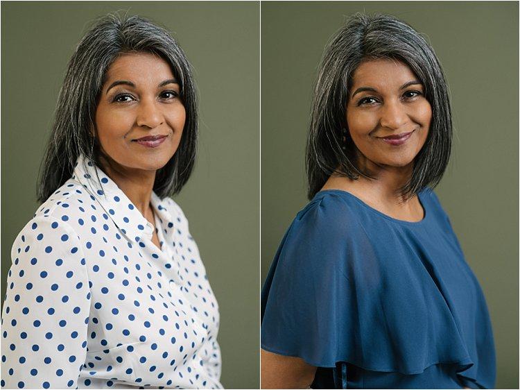 Portrait Comparison - Flash Versus Natural Light
