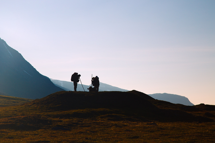 Useful Tips for the Hiking Photographer