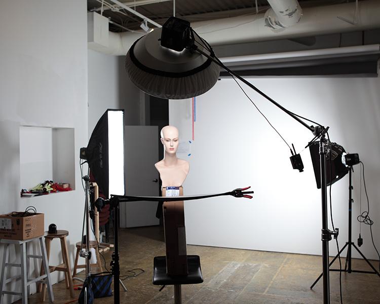 headshots lighting setup