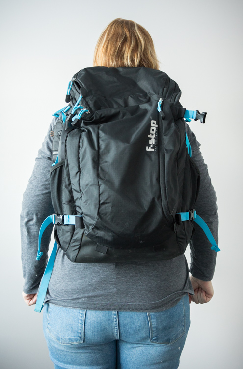 Review of the F-Stop Kashmir Backpack for Women