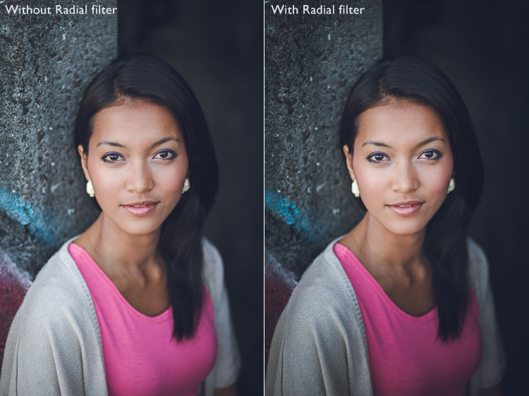Lightroom Develop Presets for portraits