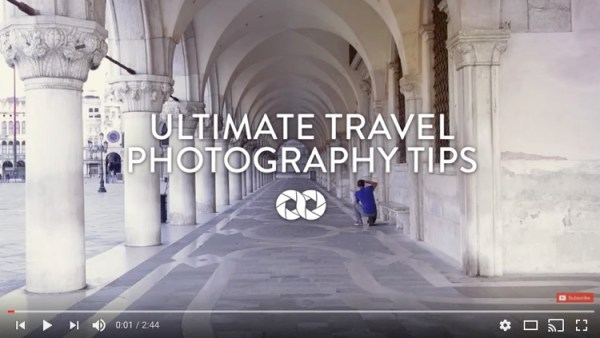 10 Quick Tips for Travel Photography