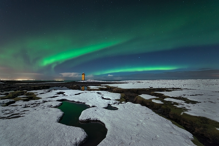 Northern Lights Iceland - Tips and Tricks for Night Photography the Starry Sky