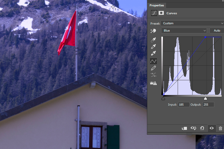 curves color correction - How to do Color Correction Using the Photoshop Curves Tool
