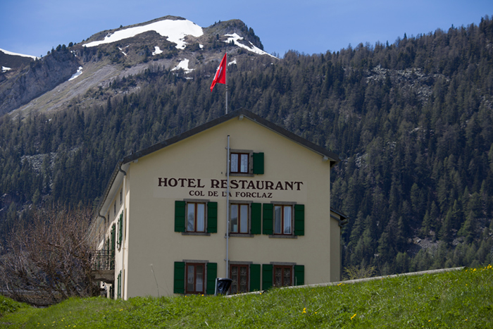 hotel in Switzerland - How to do Color Correction Using the Photoshop Curves Tool