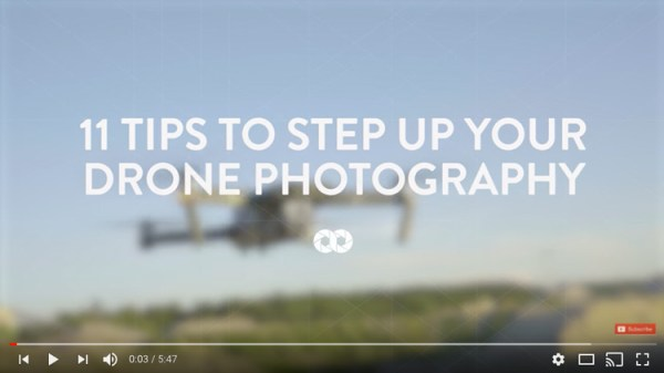 11 Quick Tips to Improve Your Drone Photography