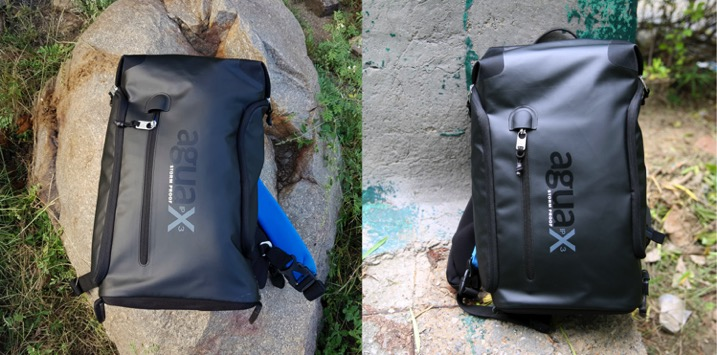 Agua Versa Backpack 90 2