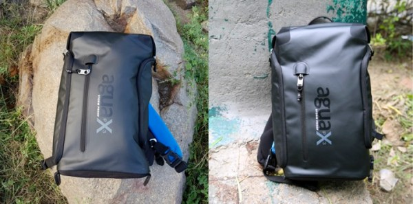 Review of the new Agua Versa Backpack 90 by Miggo