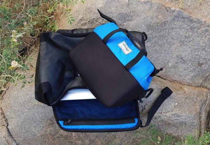 Agua Versa Backpack 90 7