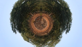 How to Make a Little Planet Quickly and Easily in Photoshop