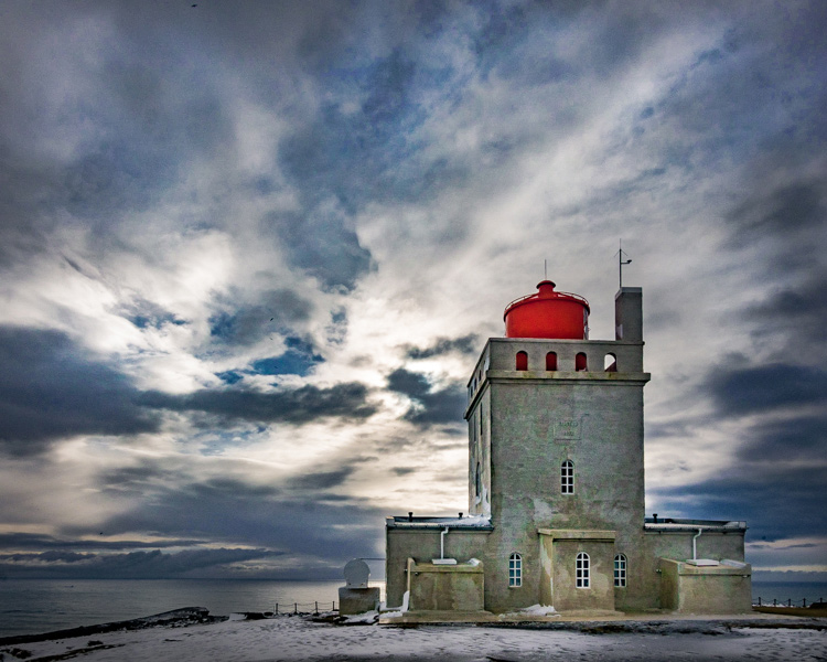 Iceland Light After - Don't Fear Photo Editing - Shooting is Only the First Part of the Image Creation Process