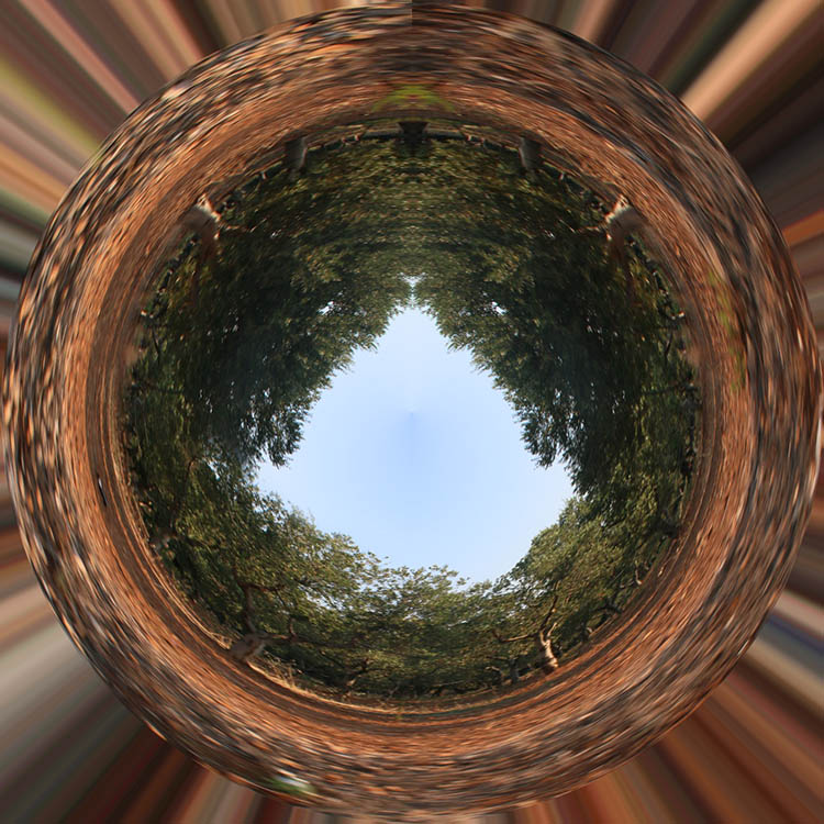 Insideout How to Make a Little Planet Quick and Easy in Photoshop
