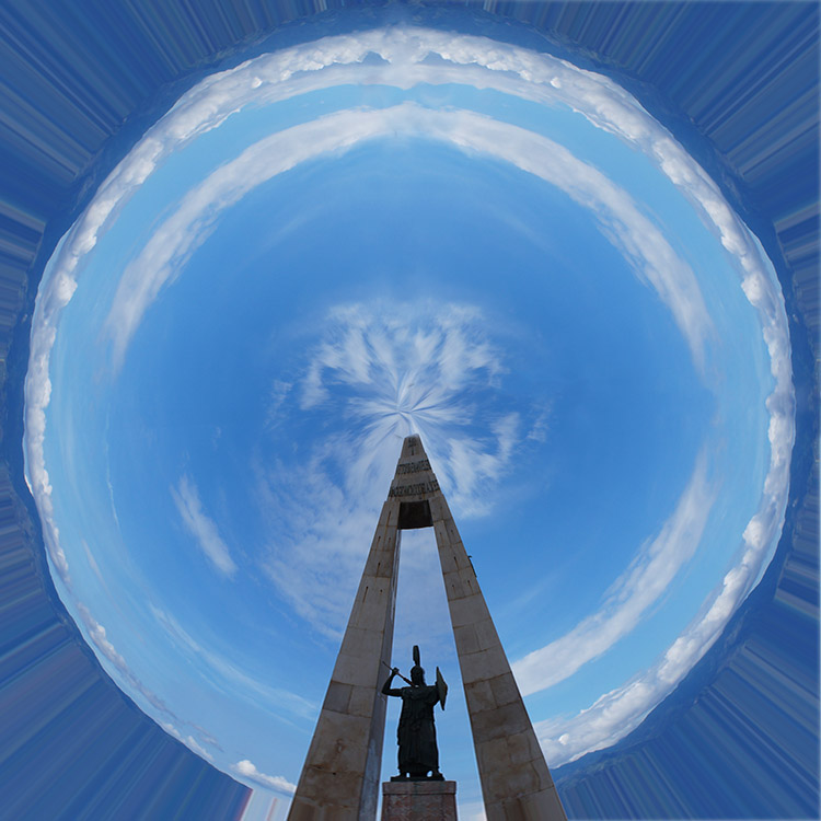 PlanetReggio - How to Make a Little Planet Quick and Easy in Photoshop