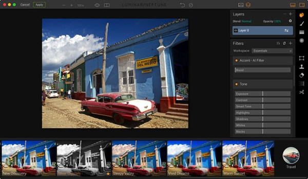 Luminar The Ultimate Lightroom Plugin
