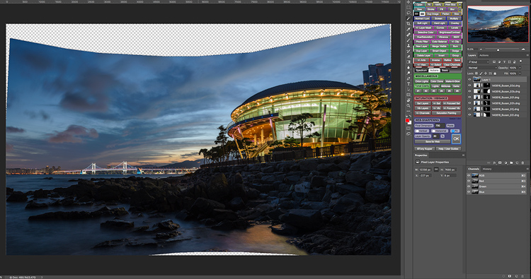 Pano in photoshop - 5 Reasons for Lightroom Photographers to Use the Edit In Photoshop Feature