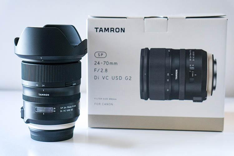 Tamron 24-70mm