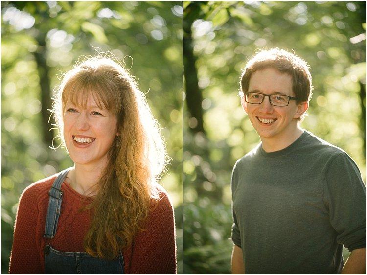 fill flash portraits