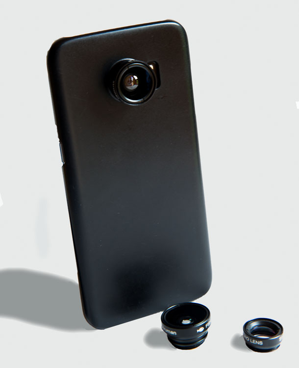 Review: Struman Lenses for Mobile Phones