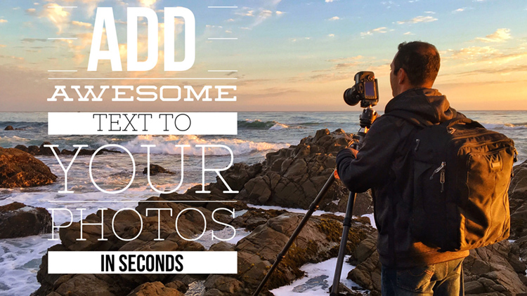 wordswag 9 of the Best Apps to Help You Do Awesome Mobile Phone Photography