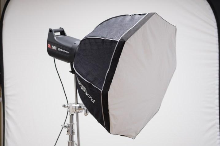 您可以使用Octabox进行5种照明设置
