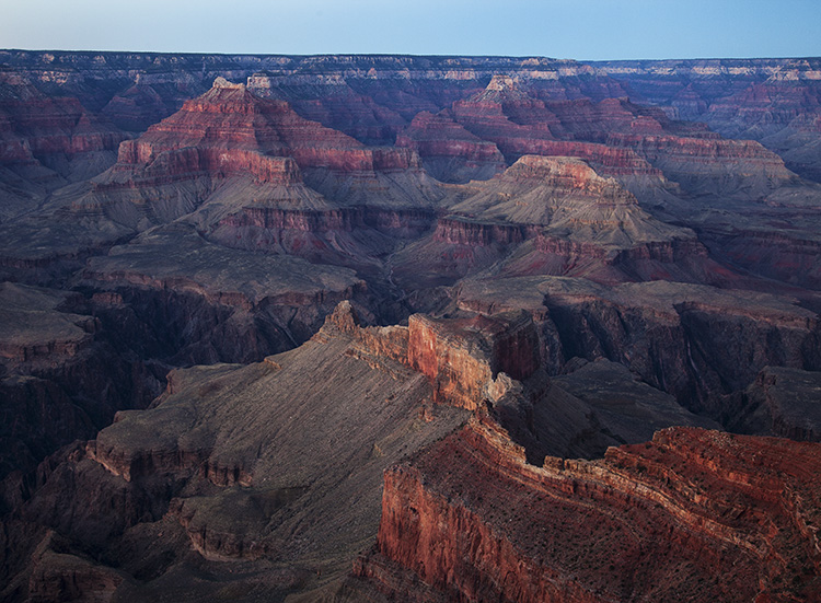 Adding a Sense of Scale to Your Landscape Photos - Grand Canyon