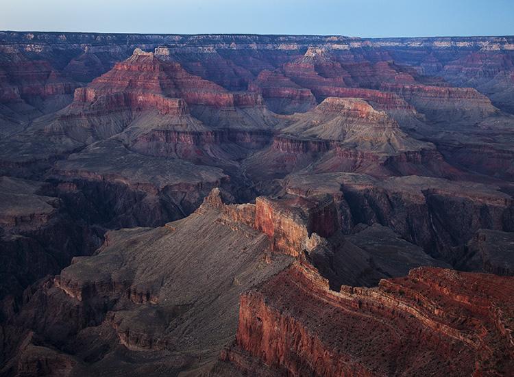 Adding a Sense of Scale to Your Landscape Photos - Grand Canyon