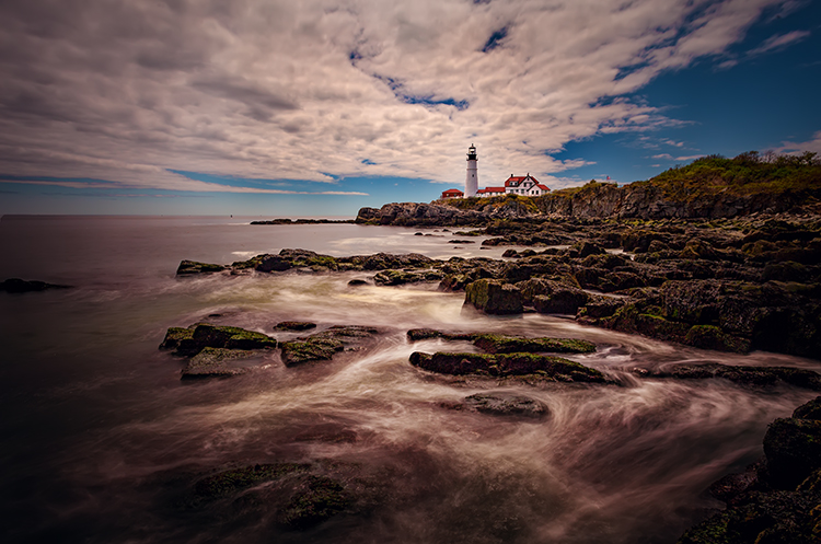 lighthouse - Adding a Sense of Scale to Your Landscape Photos