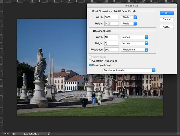 How to Understand Pixels, Resolution, and Resize Your in Photoshop Correctly