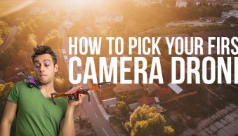 How to Choose Your First Camera Drone and Skyrocket Your Photography