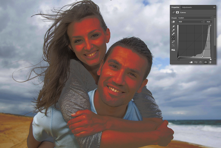 03 adjustment lights - 5 Must-Know Photoshop Retouching Tips and Tricks for Photographers