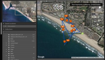 How to Geotag Your Photos Using Lightroom and a Smartphone App
