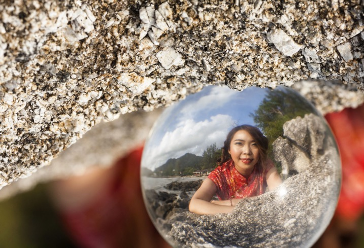 How to Take Perfect Crystal Ball Portraits
