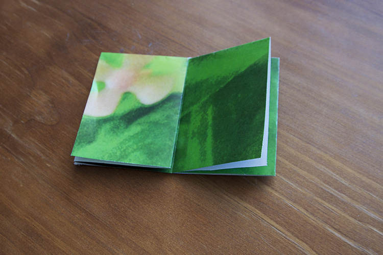 How to Make and Fold a Little Photographic Zine