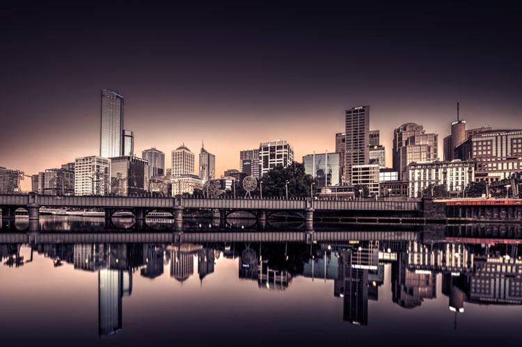 Nikon D850 cityscape