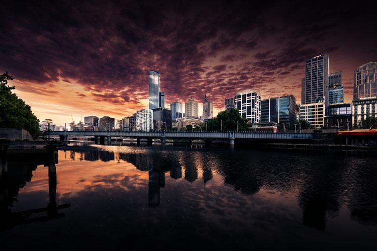 Nikon D850 City image