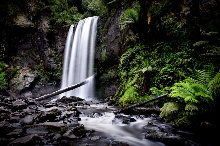 Nikon D850 Waterfall