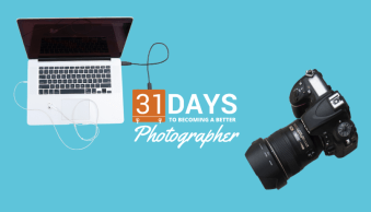 31 Days to Becoming a Better Photographer - Closing Soon!