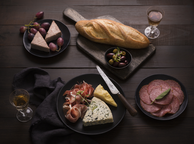 Charcuterie - Five Essentials of Doing Dark Food Photography