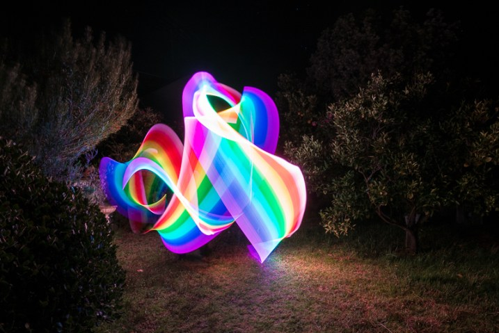 Review of the Magilight LED Light Painting Wand