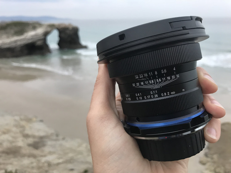 Review of the Venus Laowa 15mm F/4 lens