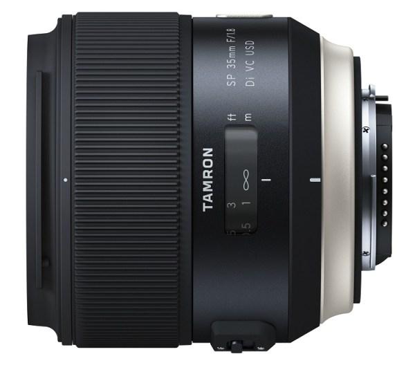 Image: Tamron SP 35mm F/1.8 Di VC USD