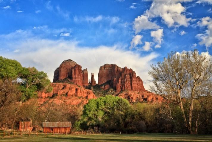 亚利桑那州红岩州立公园,Anne McKinnell着-风景摄影入门-4个针对初学者的简单提示