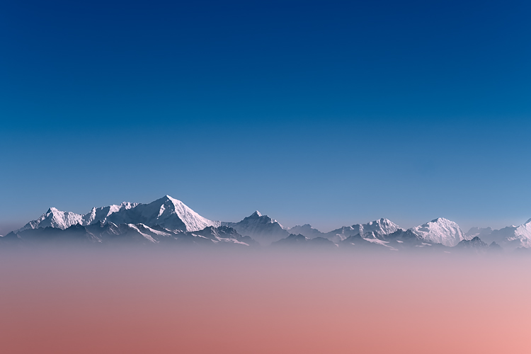 004 Nepal straight horizon - 5 Tricks to Make Your Landscape Photos Stand Out