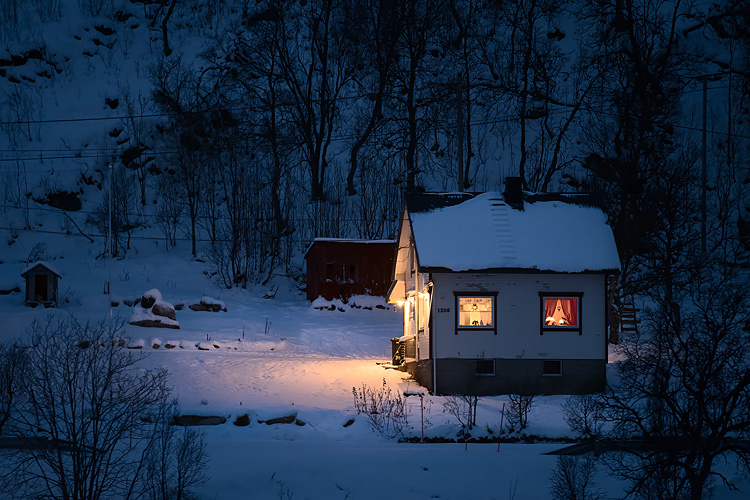 012 Norway window lights - 5 Tricks to Make Your Landscape Photos Stand Out
