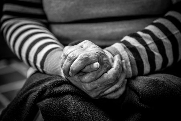 Weekly Photography Challenge – Hands