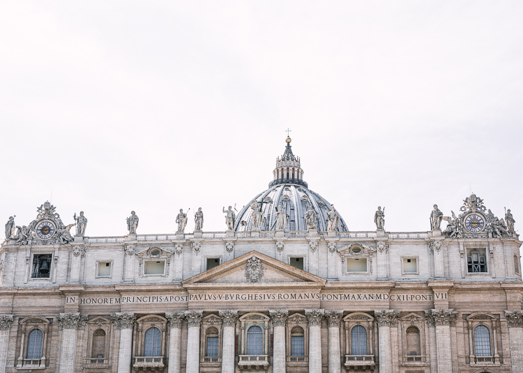 The Vatican - 6 Creative Composition Techniques to Boost Your Images