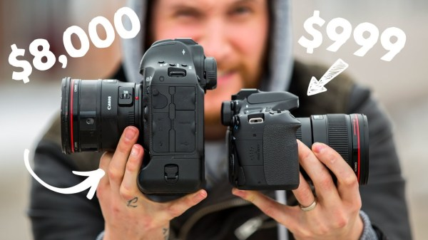 Photography Equipment Comparisons – Entry-Level Versus High-End Gear Does it Matter?