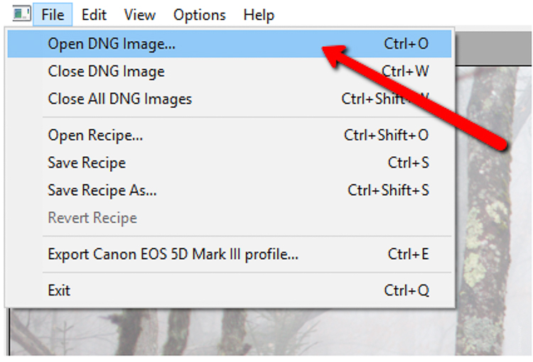 how to use adobes dng profile editor to make custom camera profiles